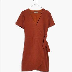 Madewell Texture & Thread Side-Tie Dress